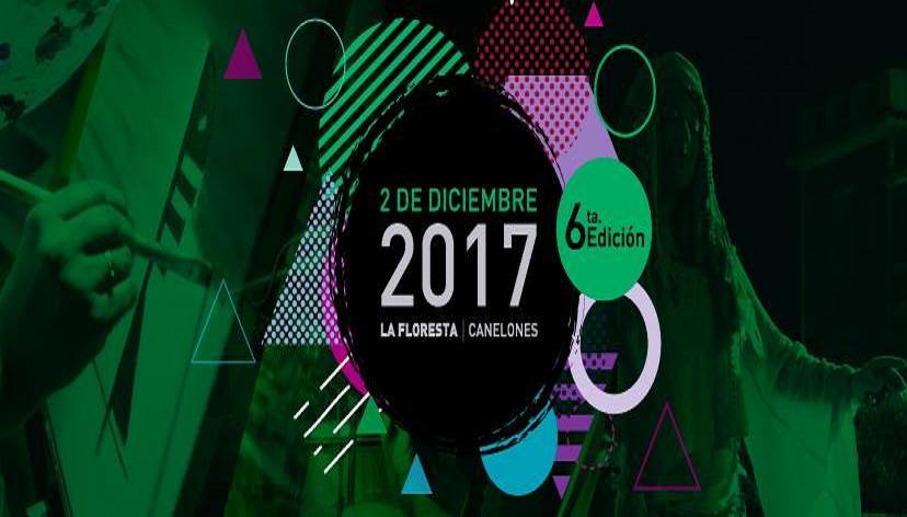 Sexta edición de la Noche Blanca, 2 de Diceimbre del 2017, en La Floresta.