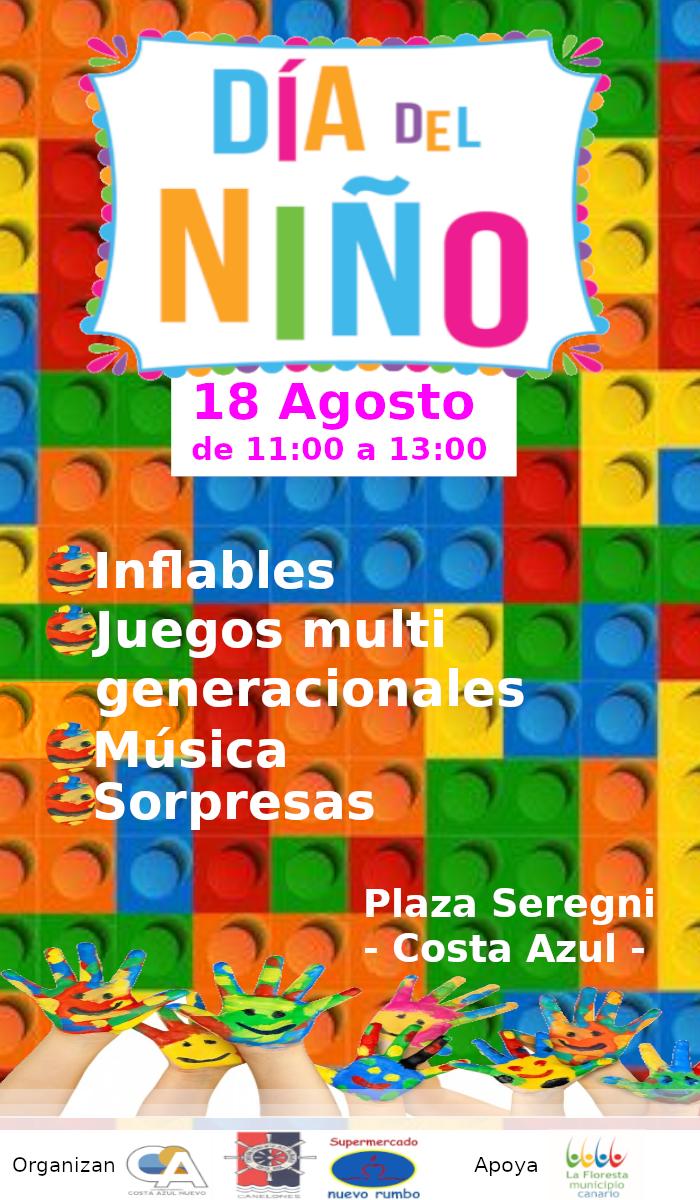 Afiche informativo del evento.
