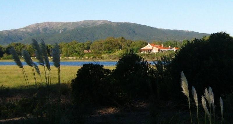 Balneario Jaureguiberry, Arroyo Solís Grande