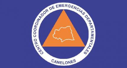 Logo oficial CECOED Canelones.